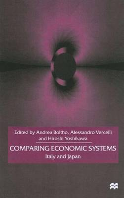 Comparing Economic Systems: Italy and Japan