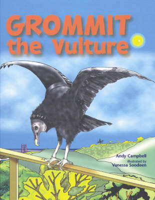 Grommit the Vulture