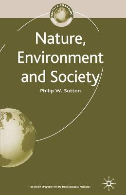Nature, Environment and Society
