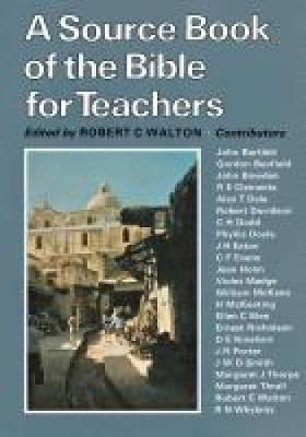 A Sourcebook of the Bible for Teachers