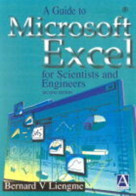 A Guide to Microsoft Excel for Scientists and Engineers