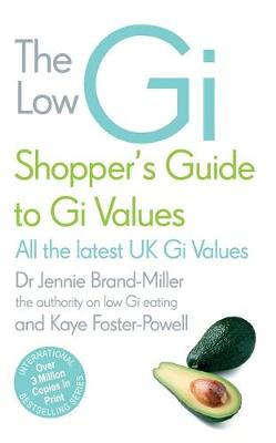 The Low GI Shopper's Guide to GI Values