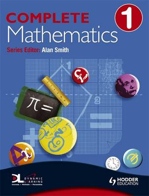 Complete Mathematics: Bk. 1: Pupil's Book