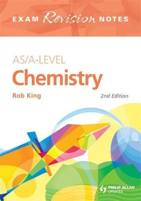 AS/A-level Chemistry Exam Revision Notes