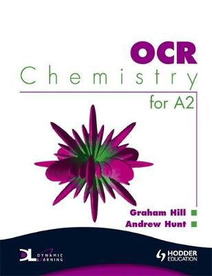 OCR Chemistry for A2 Student's Book