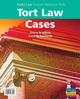 AS/A2 Tort Law Cases Teacher Resource Pack