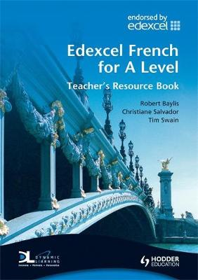 Edexcel French for A Level Teacher's Book