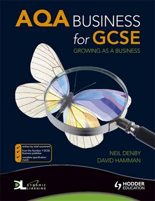 AQA Business for GCSE: Growing as a Business