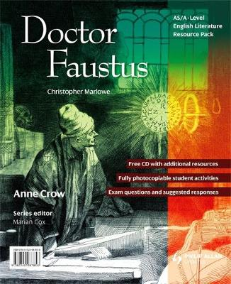 AS/A-Level English Literature: Doctor Faustus Teacher Resource Pack + CD