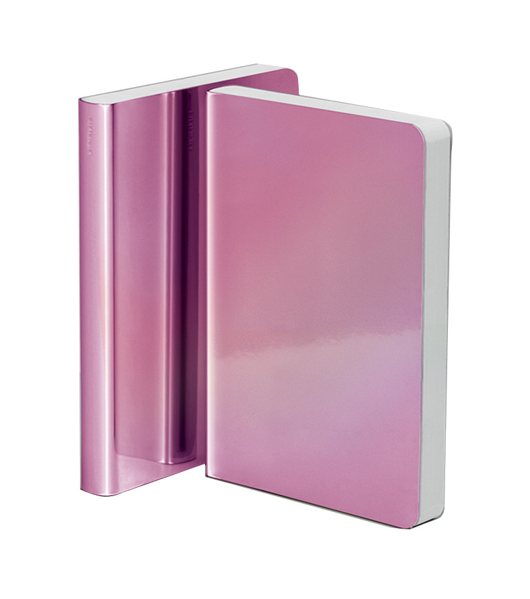 Pearl High-gloss Rose Notebook