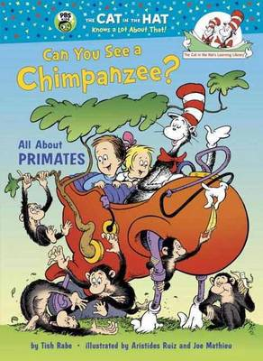 Can You See a Chimpanzee?: All About Primates
