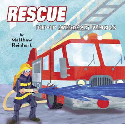 Rescue: Pop-up Emergency Vehicles