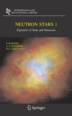 Neutron Stars 1: Equation of State and Structure