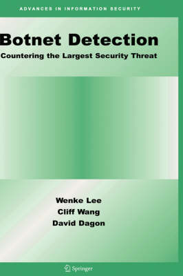 Botnet Detection: Countering the Largest Security Threat