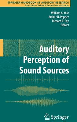 Auditory Perception of Sound Sources