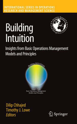 Building Intuition: Insights from Basic Operations Management Models and Principles