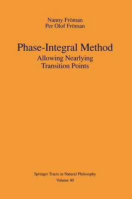 Phase-Integral Method: Allowing Nearlying Transition Points