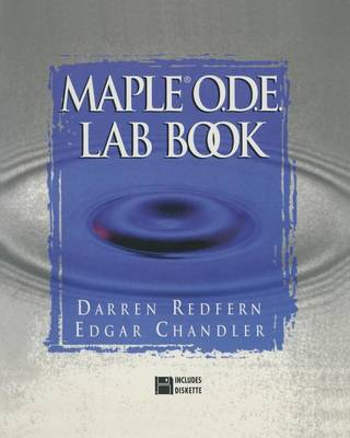 Maple O.D.E Lab Book