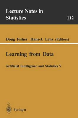 Learning from Data: Artificial Intelligence and Statisitics V
