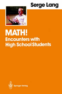 Math!: Encounters with High School Students