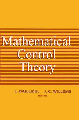 Mathematical Control Theory