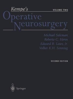 Kempe's Operative Neurosurgery: Volume two: Kempe's Operative Neurosurgery Posterior Fossa, Spinal and Peripheral Nerve