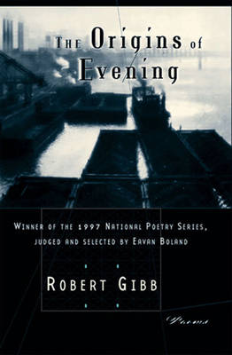 The Origins of Evening: Poems