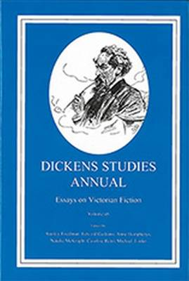 Dickens Studies Annual: Essays on Victorian Fiction: Volume 46