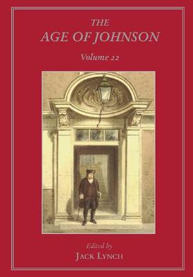 The Age of Johnson, Volume 22: A Scholarly Annual