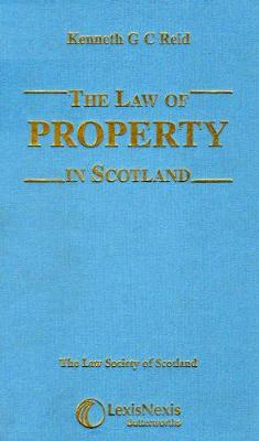 Reid: The Law of Property in Scotland