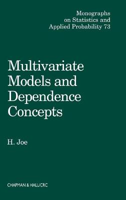 Multivariate Models and Multivariate Dependence Concepts
