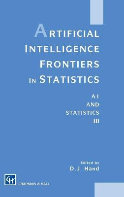 Artificial Intelligence Frontiers in Statistics: AI and Statistics III