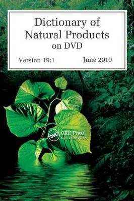 Dictionary of Natural Products on DVD