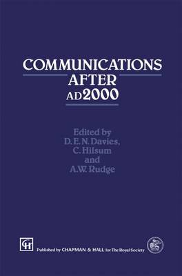 Communications After ad2000
