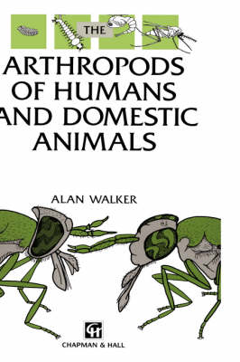 Arthropods of Humans and Domestic Animals: A Guide to Preliminary Identification