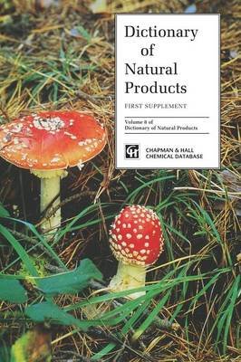 Dictionary of Natural Products: Supplement 1