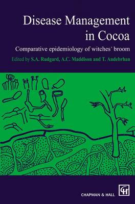 Disease Management in Cocoa: Comparative epidemiology of witches' broom
