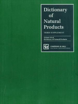 Dictionary of Natural Products, Supplement 3