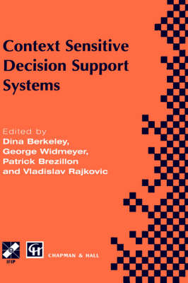Context-Sensitive Decision Support Systems