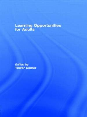 Learning Opportunities for Adults