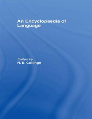 An Encyclopedia of Language