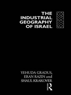 The Industrial Geography of Israel