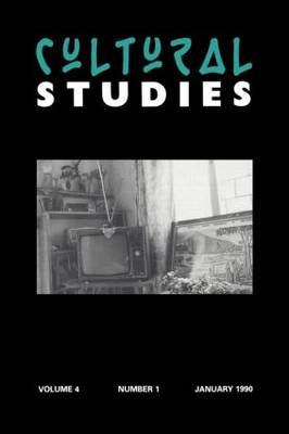 Cultural Studies: Volume 4, Issue 1