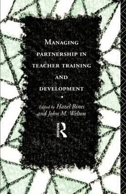 Managing Partnership in Teacher Training and Development
