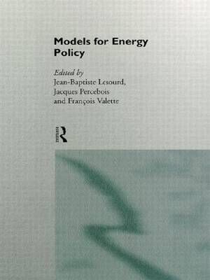 Models for Energy Policy