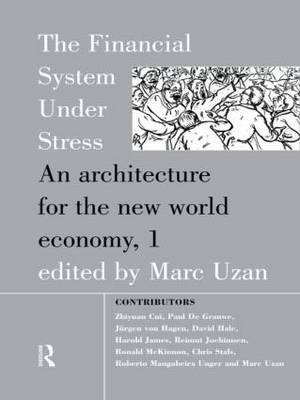 The Financial System Under Stress: An Architecture for the New World Economy 1
