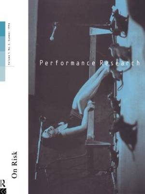 Performance Research: Volume 1, Issues 2