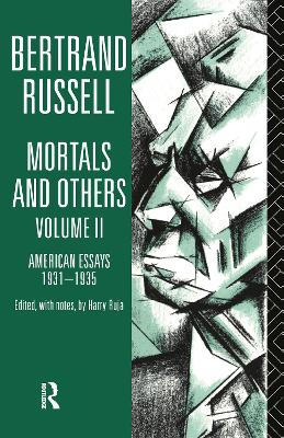 Mortals and Others: American Essays, 1931-1935