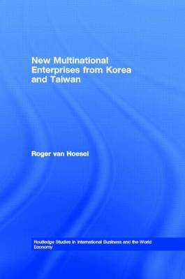 New Multinational Enterprises from Korea and Taiwan