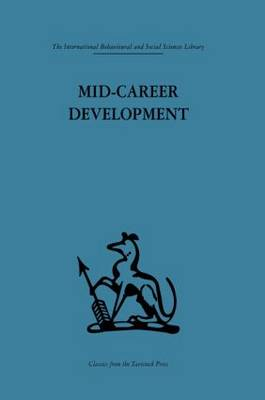 Mid-Career Development: Research perspectives on a developmental community for senior administrators